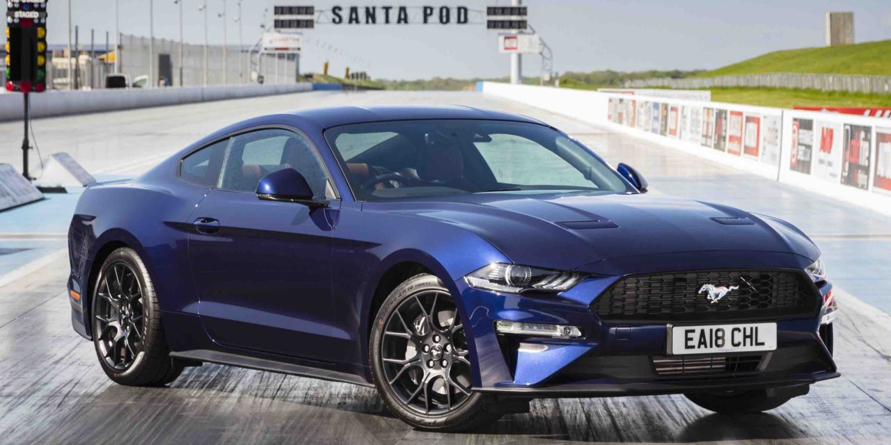 Best selling ford mustang upgrades extend sophisticated performance tech and bo play audio to more