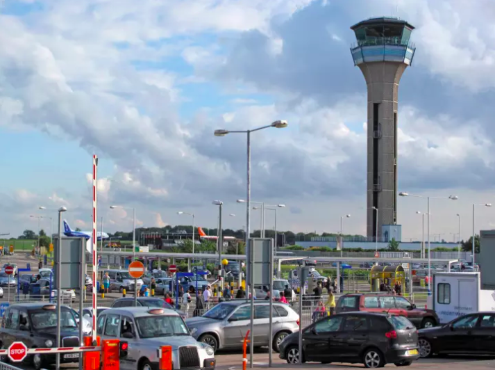 Luton Airport Short Stay Car Park Cost