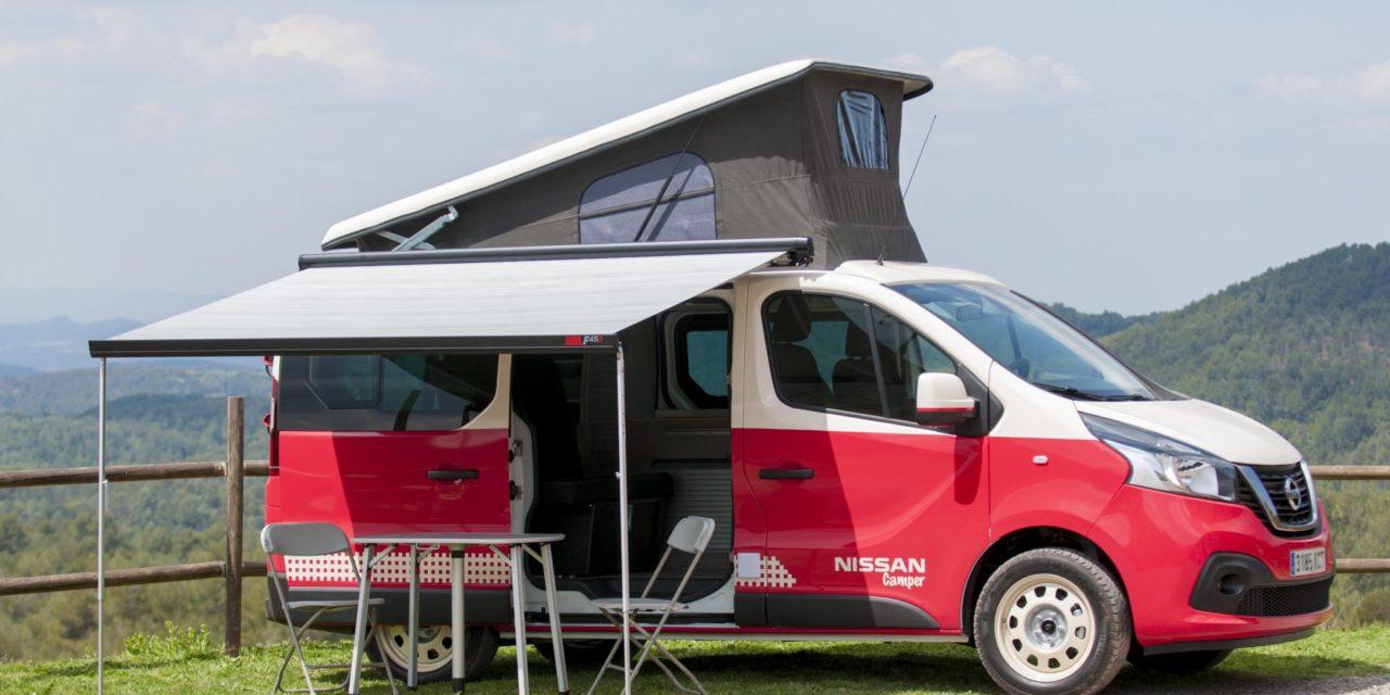 Nissan Camper Van Conversions Are The Perfect Getaway